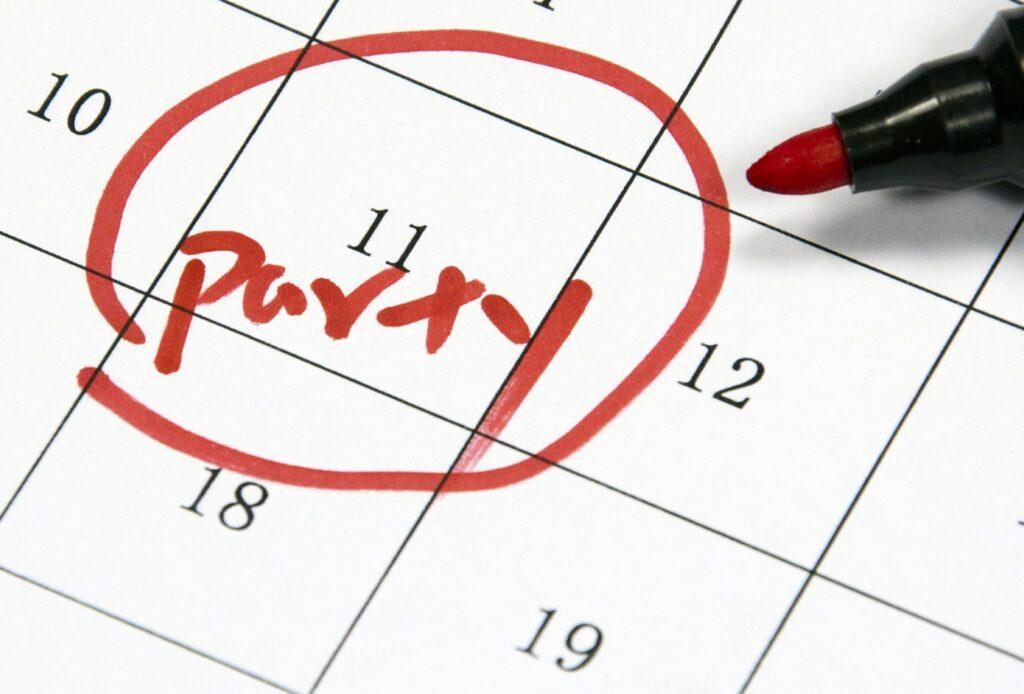 party calendar iStock_000032877700_Medium