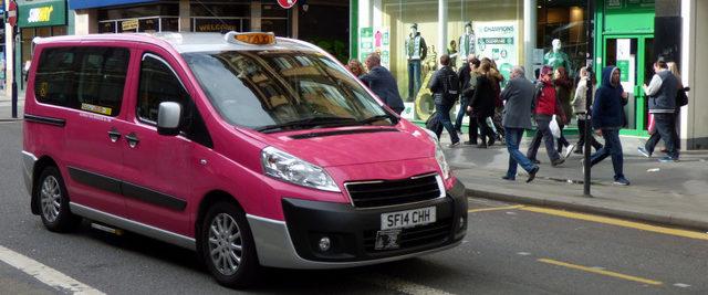 Minibus - Driving a 9 - 16 seater minibus